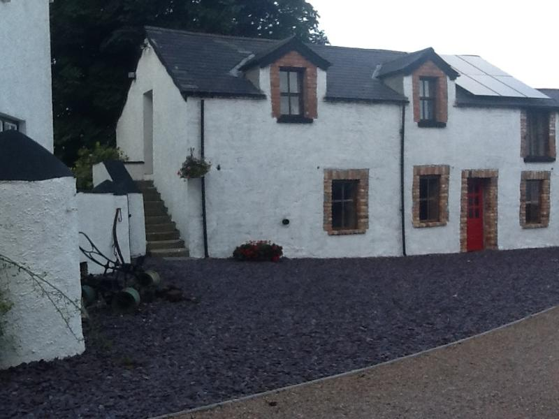 Berwick Hall barn, vacation rental in Banbridge
