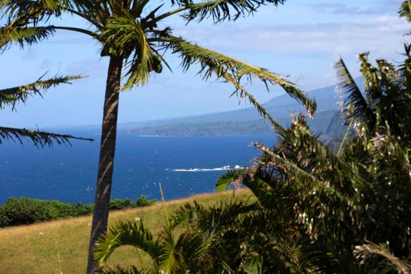 Views of Maui's unspoiled north shore - see all the way to Hana!