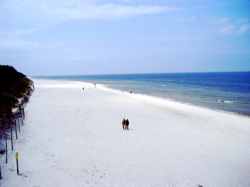 Rogowo beach