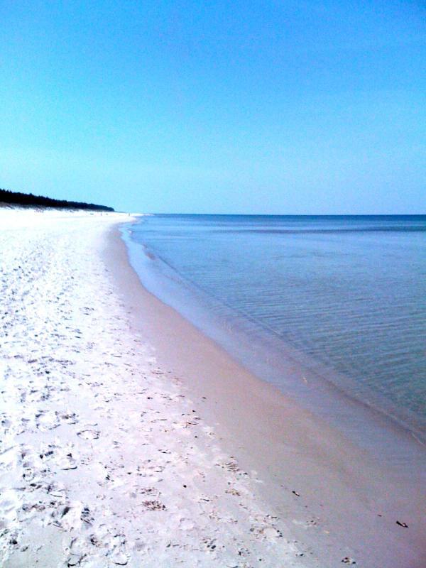 Gzybowo beach