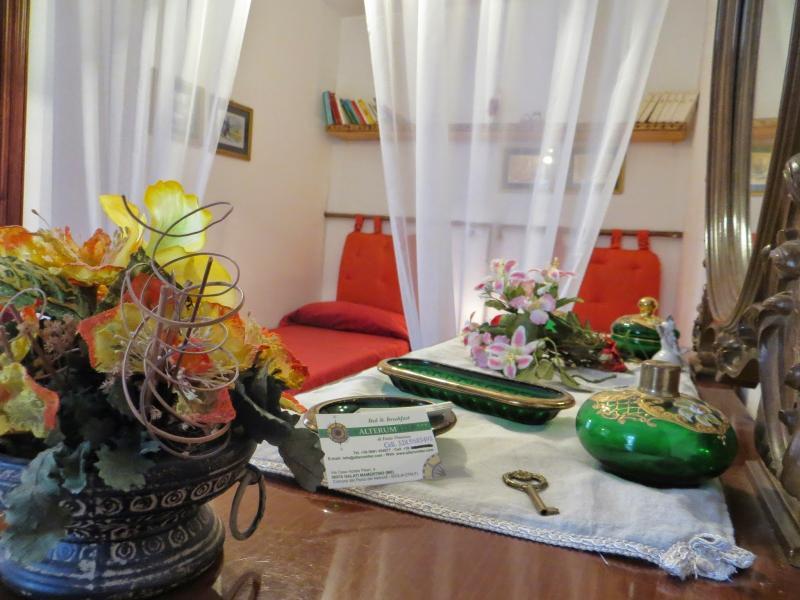 Alterum Iter, holiday rental in San Salvatore di Fitalia