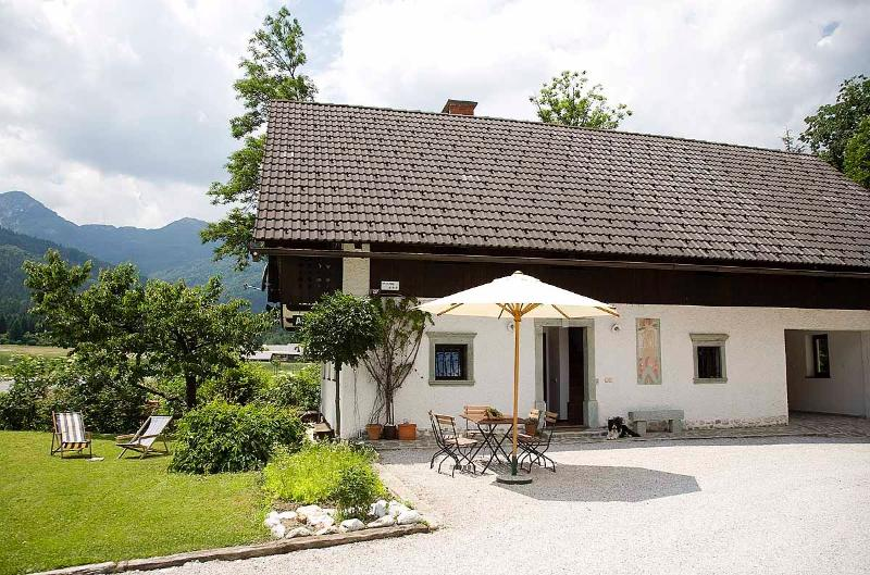 Apartments Pristavec in Bohinj (Top Right), holiday rental in Ribcev Laz