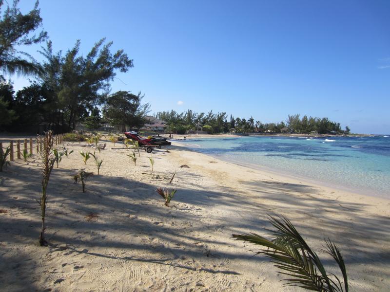 Mammee Bay Estates private beach