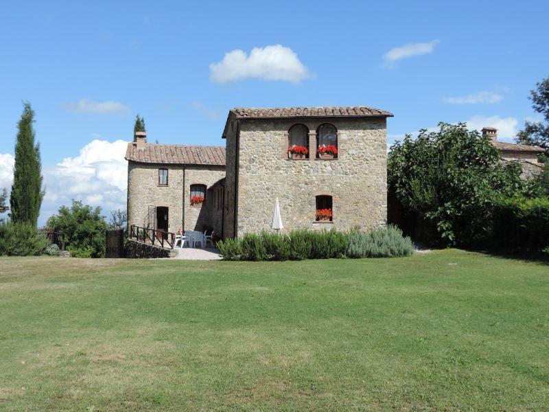 Agriturismo Colli di Travale, holiday rental in Montieri