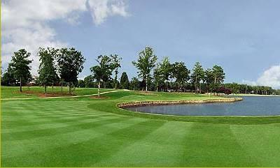 9th Hole at Great Waters