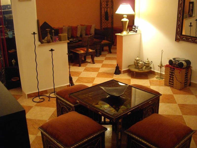 Charmant appartement 5mn de la plage, location de vacances à Essaouira