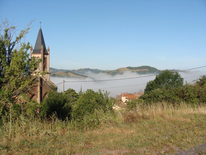 Un matin d'été à Ségonzac