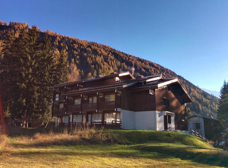 Residence la Verte in autumn