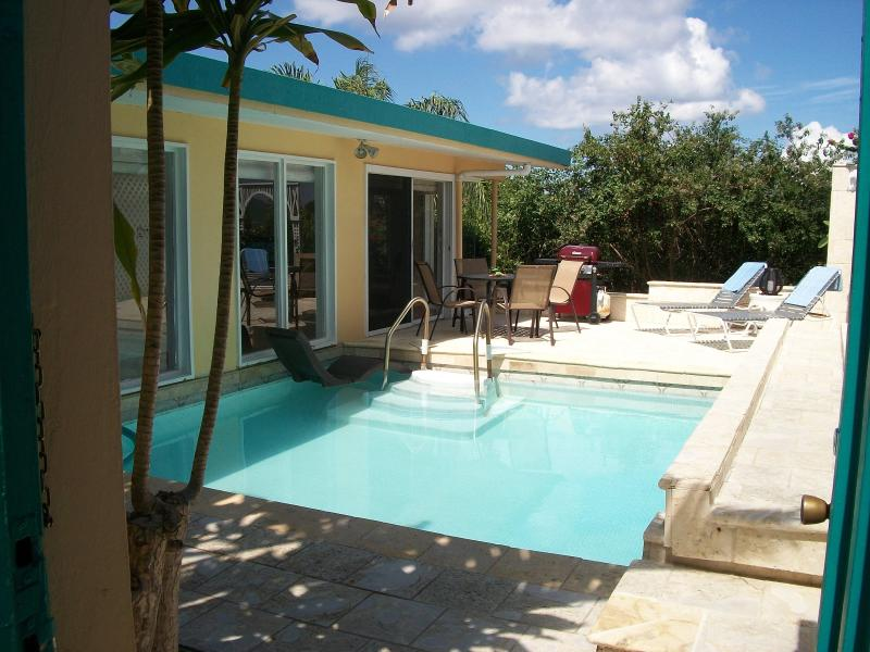 Welcome to Serenity.  Our Private Caribbean Pool Villa.