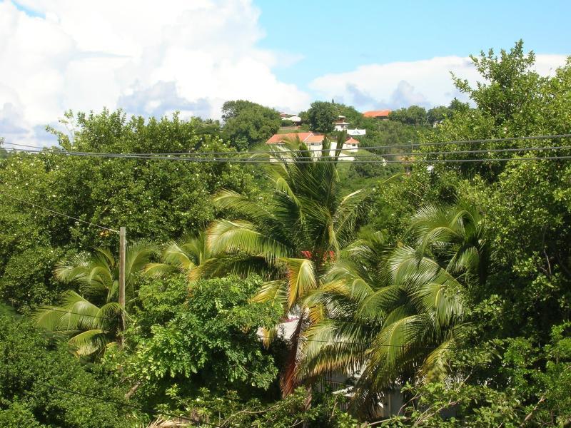 Balcón con vistas