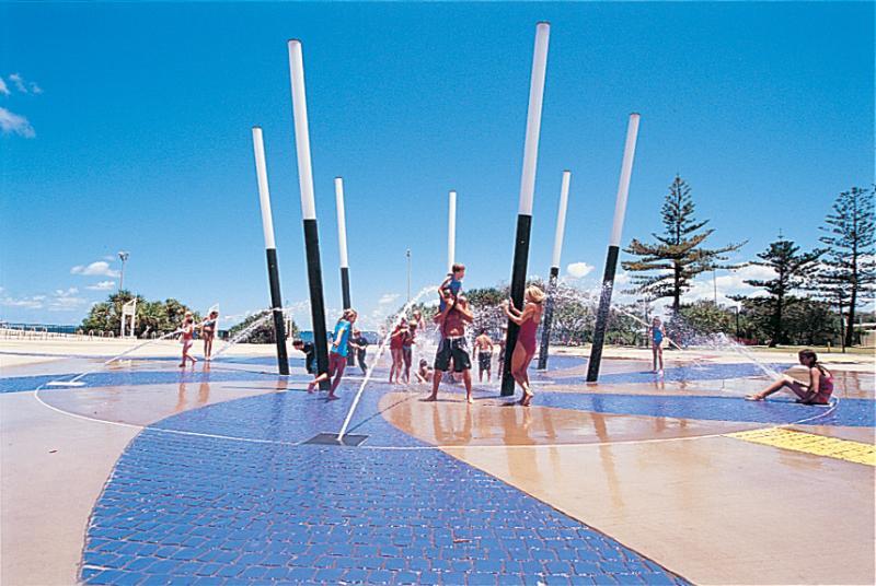 Un parco di acqua Kings Beach.