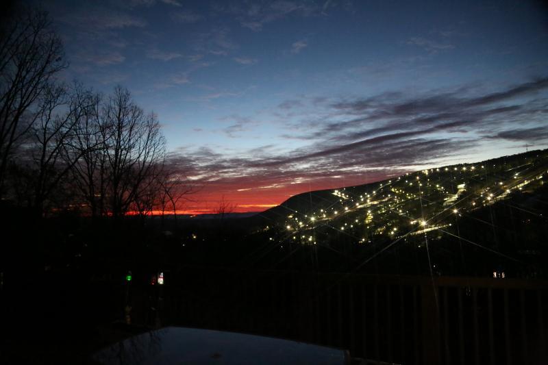 Stunning views and Sunrises at Skiview!