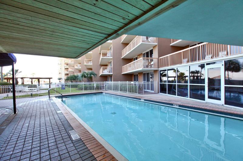 Indoor/Outdoor Pool Alternate View