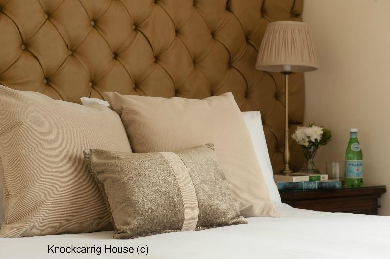 Soft comfy pillows