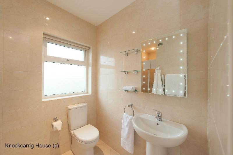 Bright and airy bathrooms