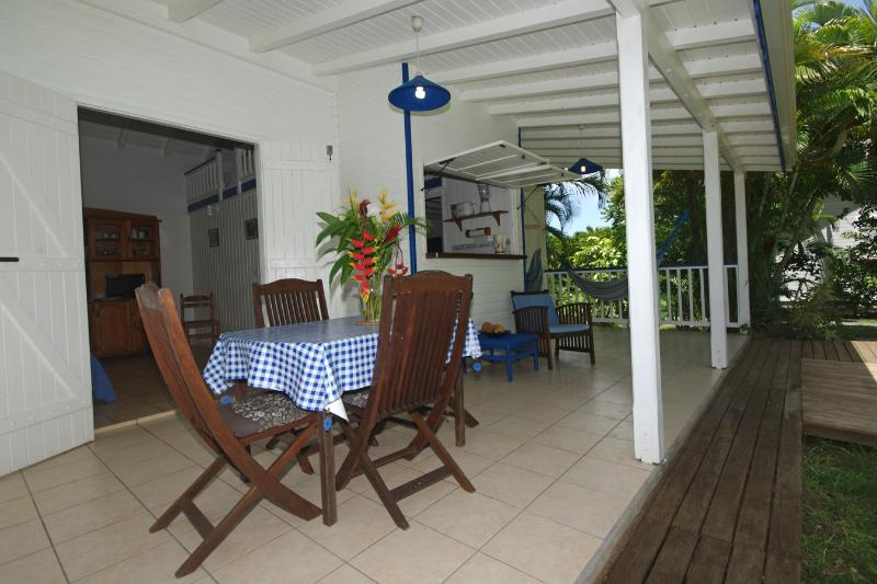 Gite le colibri chez Pascale et Laurent, holiday rental in Saint Francois