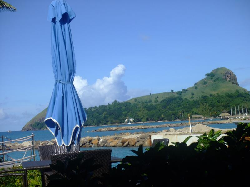 Another view of Pigeon Island