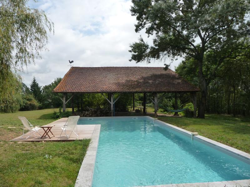 Le gîte du Hanin, holiday rental in Berdoues