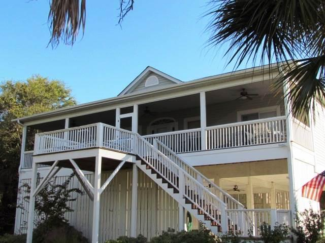 3202 Myrtle St - 'Rod Tips Up', vacation rental in Edisto Island
