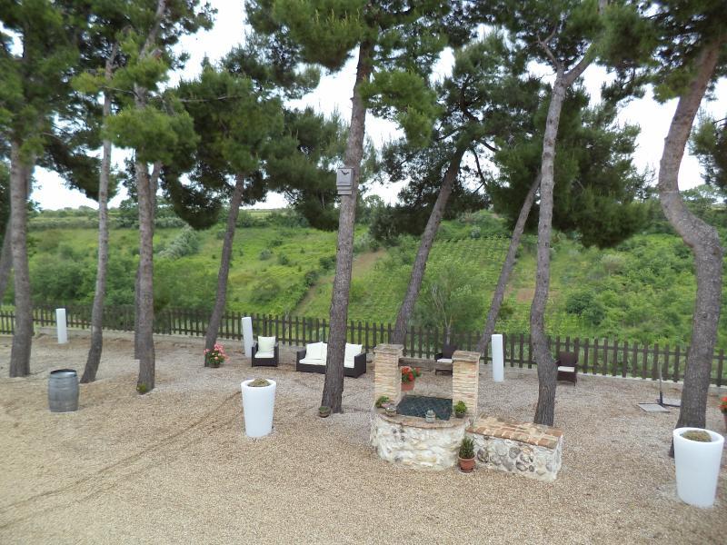 Casa Berardi - Appartamento Il Mezzadro, alquiler de vacaciones en Ortona
