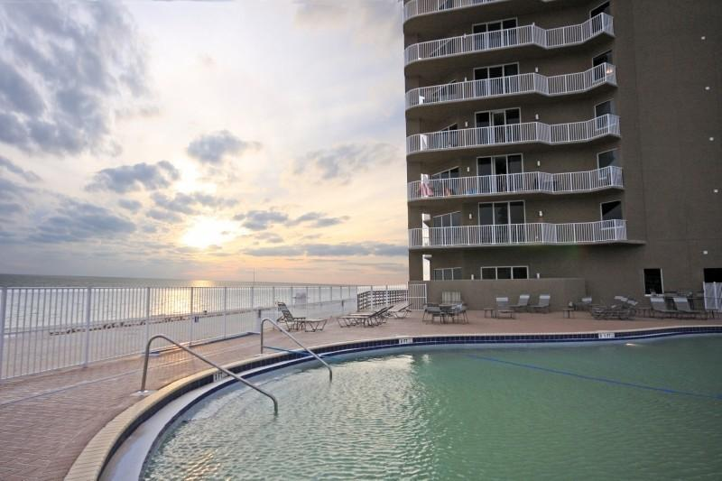 2 Gulf Front Pools