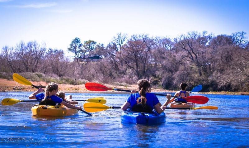 Location de kayaks ou tubes à Bastrop River Company