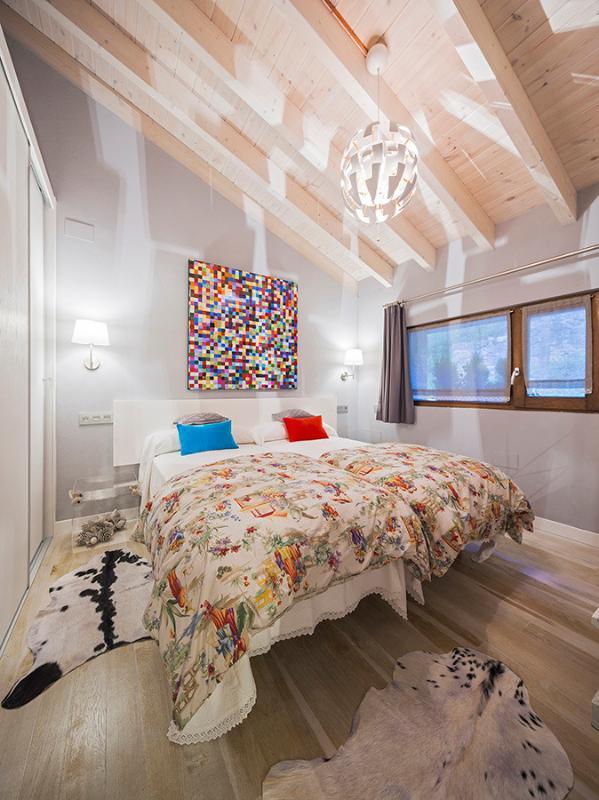 Dormitorio de la Casa Clo