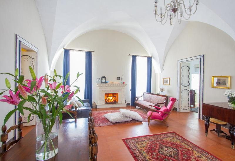 B & B Villa Spada Donadeo (Boschetto Room), holiday rental in Lequile