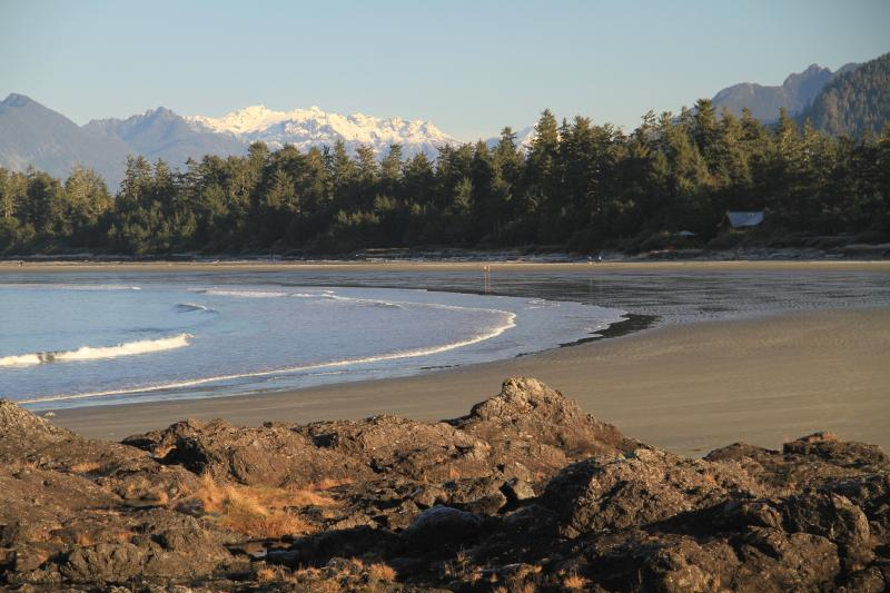 Tofino spiagge spettacolari e un'altra meta di viaggio del grande giorno!