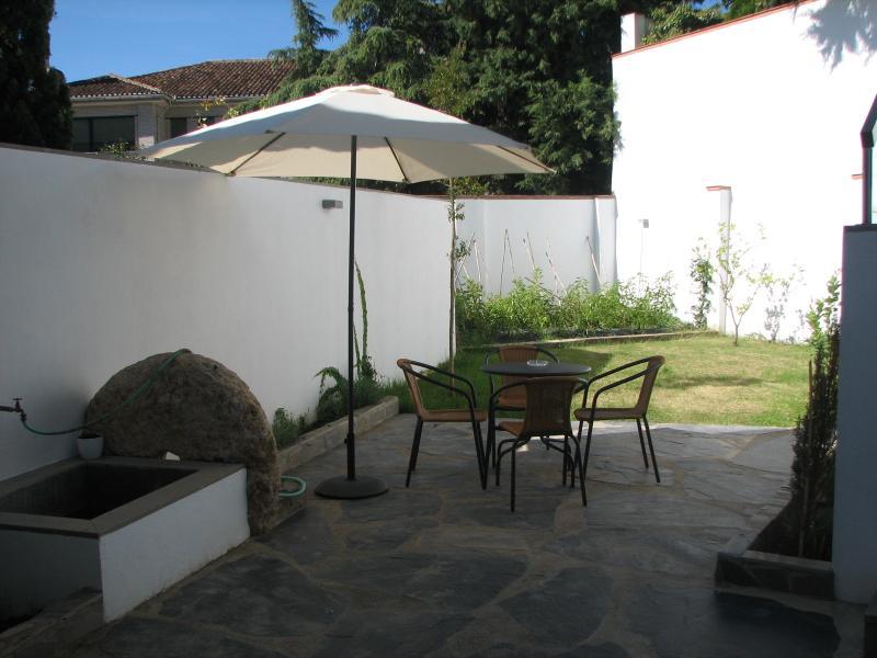 Jardin et verger
