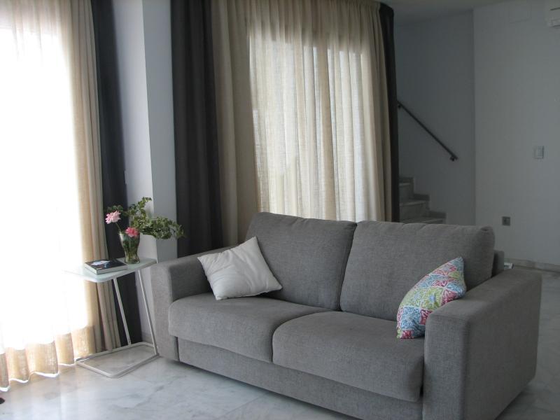 Étude : divan-lit double très confortable