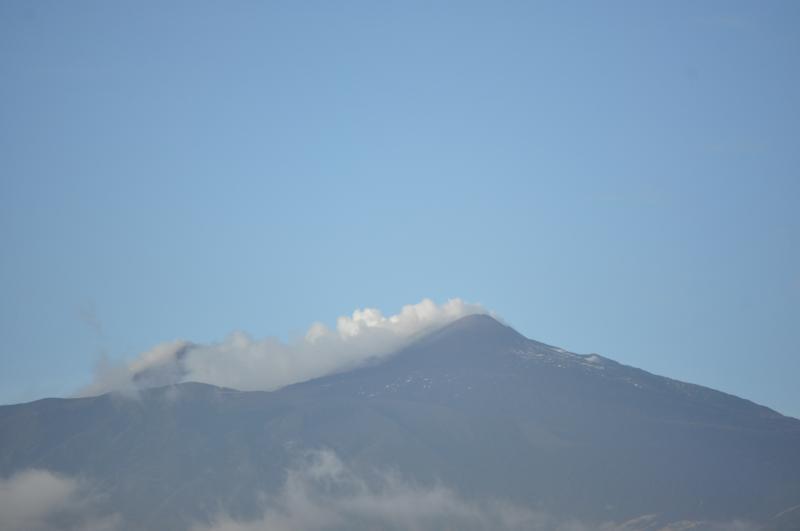 Mt Etna - environ 1 heure de route de Francavilla di Sicilia