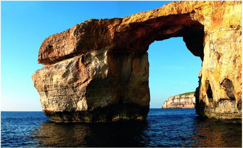 The Azure Window- Dwejra Bay- Gozo- C