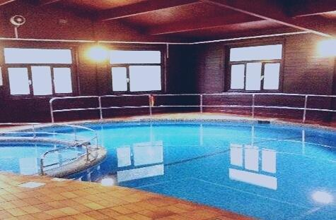 On site indoor swimming pool (March - Oct 31st only)