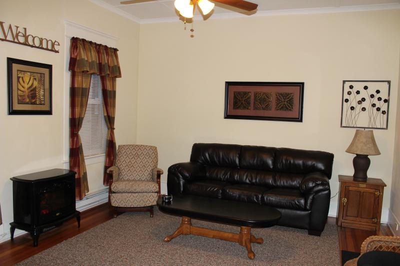 Suite 2 - Living Room