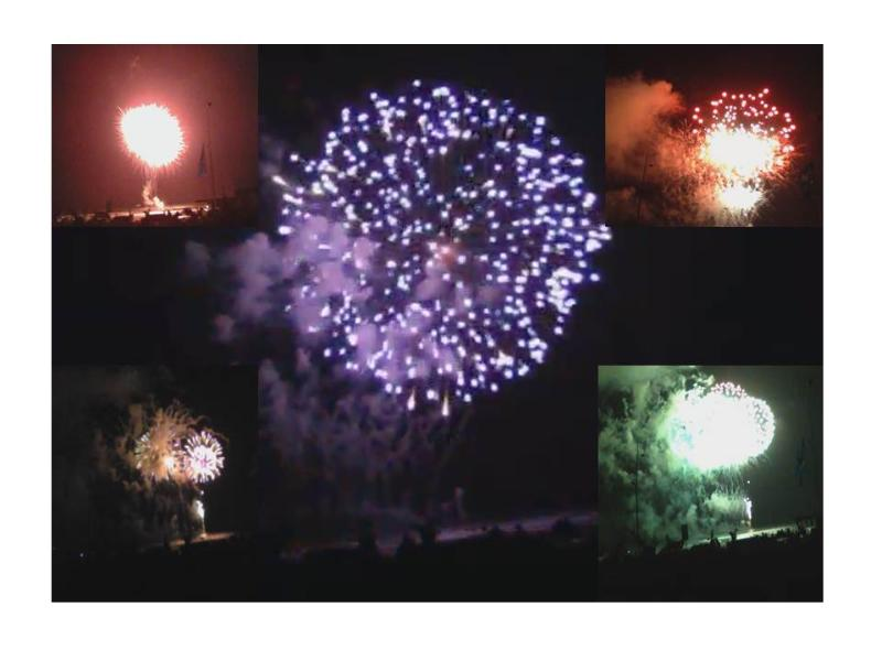 2015 New Year Firework
