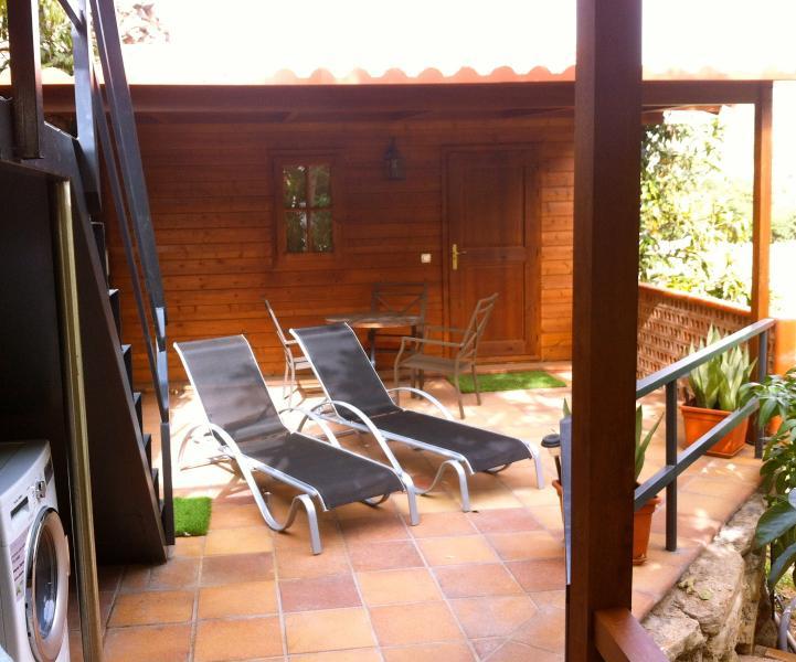 Casa Rural Madera Tino, holiday rental in Las Burillas