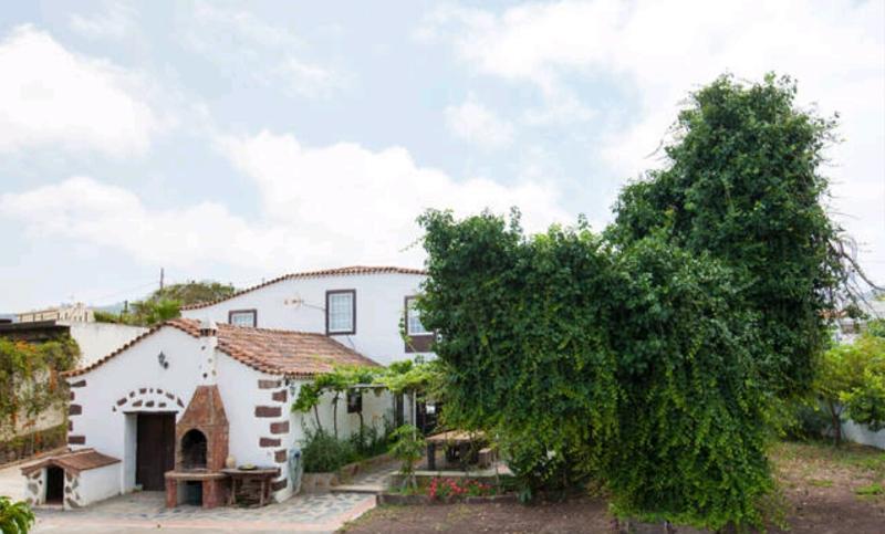 Casa rural El Drago del Socorro, casa vacanza a Guamasa