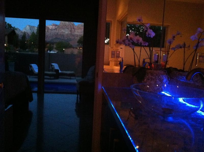 Zion Riverside, holiday rental in Springdale