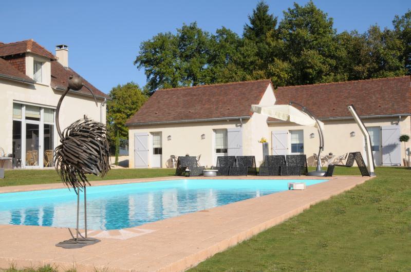 Chambres d'hôtes de la Truffière des Mérigots, holiday rental in Granges d'Ans