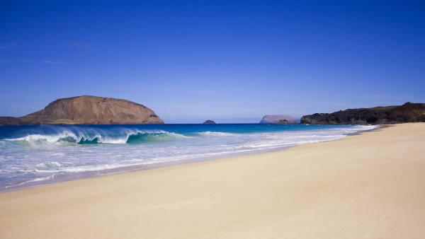 Graciosa island, stunning beaches all for yourselves and easily reached on a day trip