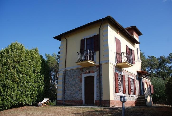 Villa Il Gufo, holiday rental in Luciani
