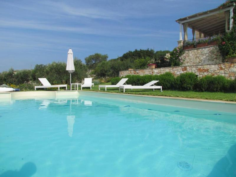 Villa Susy  vista mare, vacation rental in Pescoluse