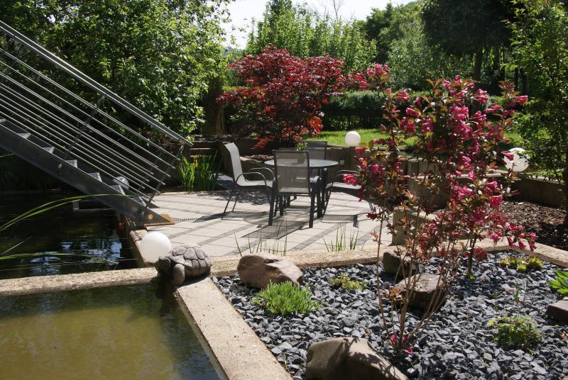 Garten-/ Teichanlage