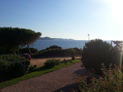Maisonnette Vue exceptionnelle Mer près de la Plage, location de vacances à Pietrosella