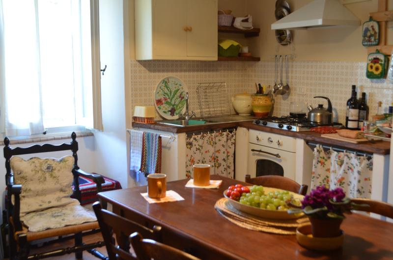 Casa Martina, kitchen detail