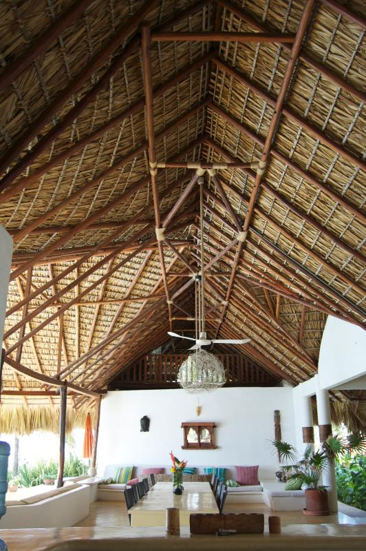 Elegantly decorated with  Asian, African and Mexican pieces Villa Lumina provides perfect relaxation