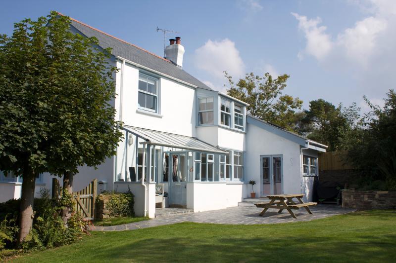 West Wing at Wester David, Georgeham near Croyde, holiday rental in Saunton