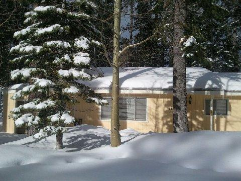 Fresh POWDER!! One level home in one of Tahoes Best Neighborhoods, Easy Access to all  Activities