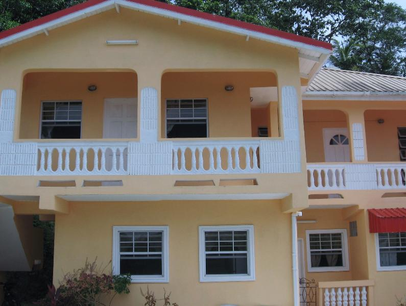 Top View Apartments  ( Come watch the Cruise Ships come and go.), holiday rental in Castries